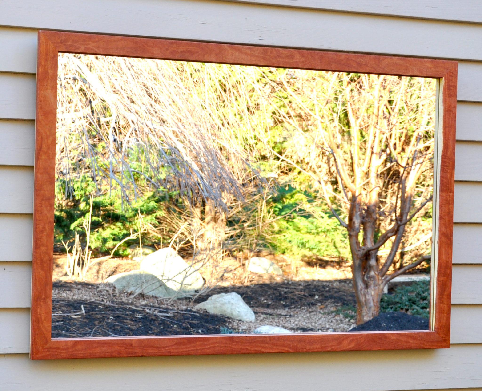 Quina Mirror Frame – Zawalich Woodwork + Design