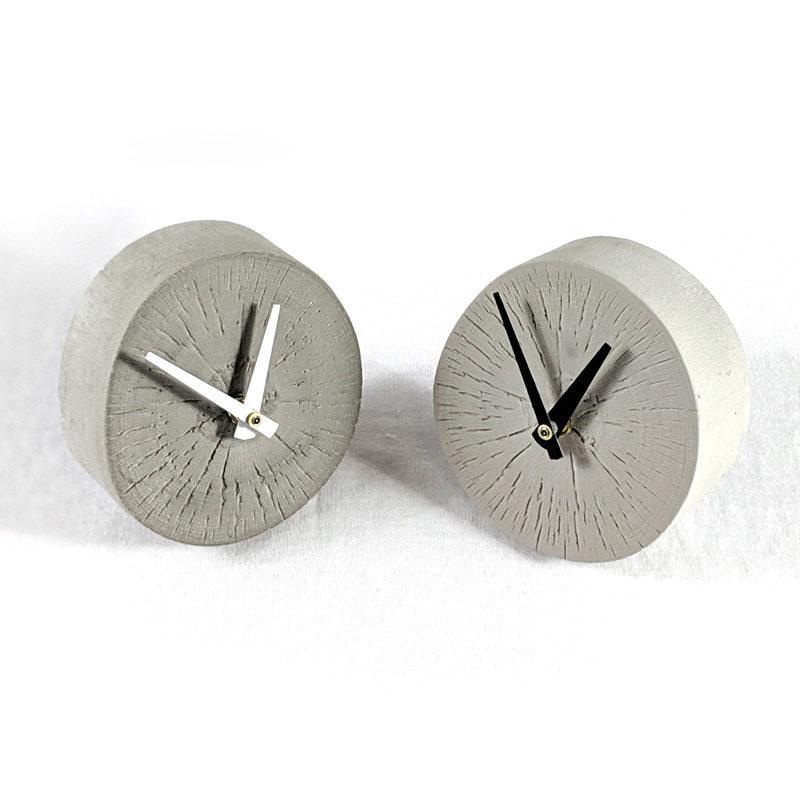Weeping Beech Round Wall Clock Zawalich Woodwork Design